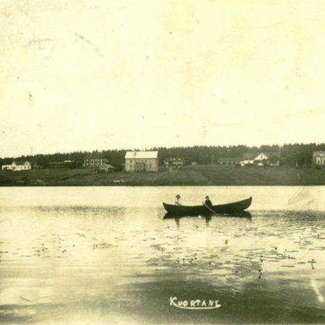 KAUHAVA ALAKYLÄ KALLIOKOSKI E.V. 1900