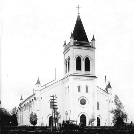 Kauhajoki kirkko